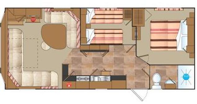 Lapwing EW Dog Friendly Floorplan